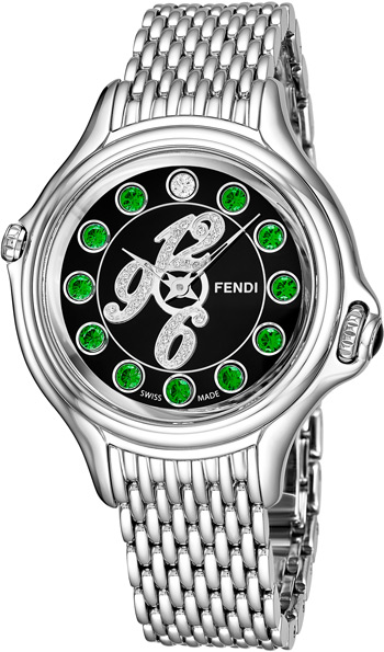 Fendi Crazy Carats Ladies Watch Model F105031000D1T03