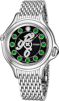 Fendi Crazy Carats Ladies Watch Model: F105031000D1T03