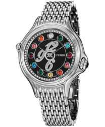 Fendi Crazy Carats Ladies Watch Model: F105031000D3T02