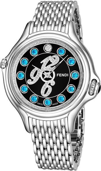 Fendi Crazy Carats Ladies Watch Model F105031000D3T04