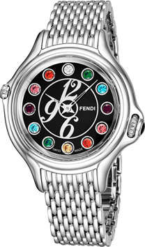 Fendi Crazy Carats Ladies Watch Model F105031000T01