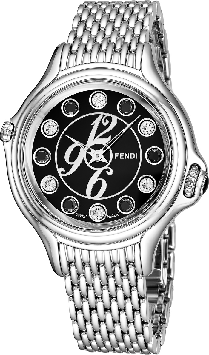 Fendi Crazy Carats Ladies Watch Model F105031000T01 Thumbnail 2
