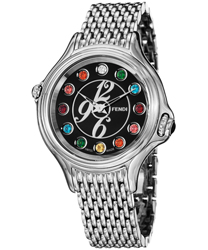 Fendi Crazy Carats Ladies Watch Model F105031000T05