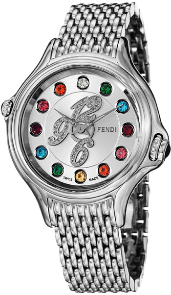 Fendi Crazy Carats Ladies Watch Model F105036000D1T02