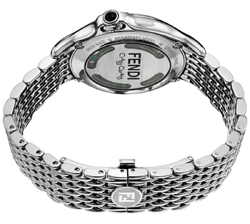 Fendi Crazy Carats Ladies Watch Model F105036000D1T02 Thumbnail 4