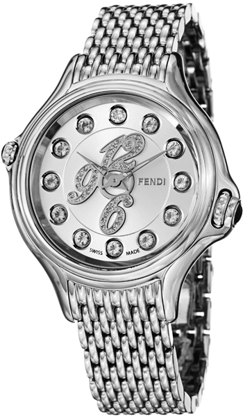Fendi Crazy Carats Ladies Watch Model F105036000D1T05 Thumbnail 3