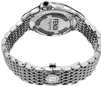 Fendi Crazy Carats Ladies Watch Model F105036000D1T05 Thumbnail 2