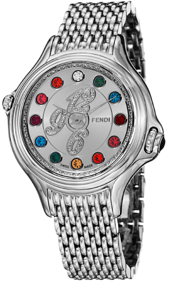 Fendi Crazy Carats Ladies Watch Model F105036000D3T02