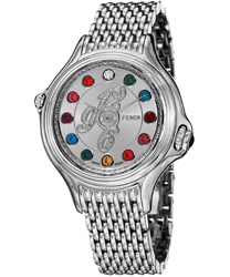 Fendi Crazy Carats Ladies Watch Model: F105036000D3T02