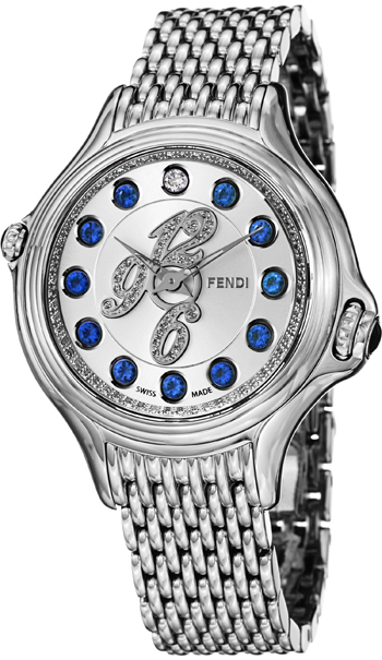 Fendi Crazy Carats Ladies Watch Model F105036000D3T02 Thumbnail 2