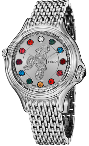 Fendi Crazy Carats Ladies Watch Model F105036000D3T05