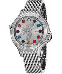 Fendi Crazy Carats Ladies Watch Model: F105036000D3T05