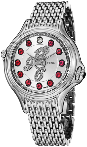 Fendi Crazy Carats Ladies Watch Model F105036000D3T05 Thumbnail 2