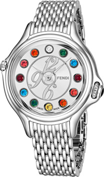 Fendi Crazy Carats Ladies Watch Model F105036000T01