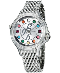 Fendi Crazy Carats Ladies Watch Model F105036000T02