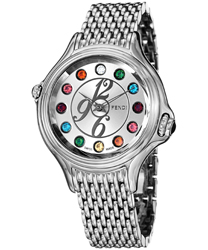 Fendi Crazy Carats Ladies Watch Model F105036000T05