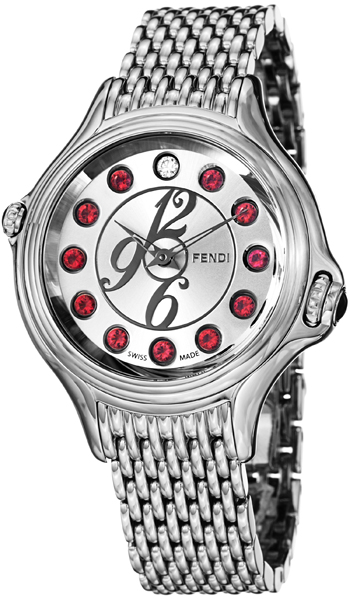 Fendi Crazy Carats Ladies Watch Model F105036000T05 Thumbnail 4