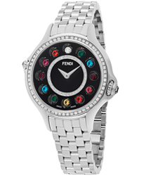 Fendi Crazy Carats Ladies Watch Model F107021000B2T05
