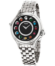 Fendi Crazy Carats Ladies Watch Model: F107021000D2T05