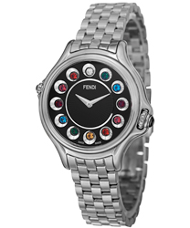 Fendi Crazy Carats Ladies Watch Model F107021000T02