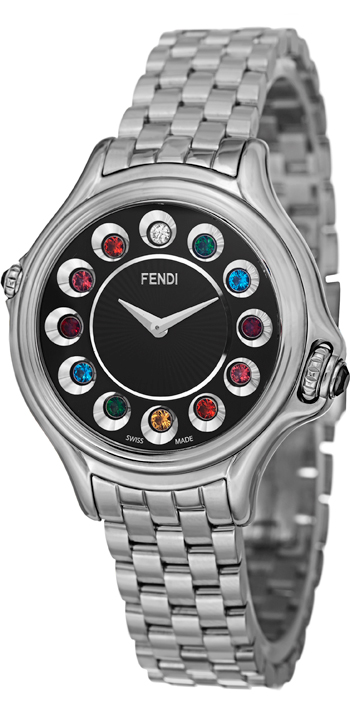 Fendi Crazy Carats Ladies Watch Model F107021000T05