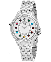 Fendi Crazy Carats Ladies Watch Model: F107024000B2T05
