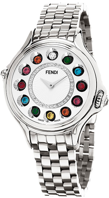 Fendi Crazy Carats Ladies Watch Model F107024000D2T05