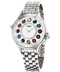 Fendi Crazy Carats Ladies Watch Model: F107024000D2T05