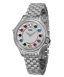 Fendi Crazy Carats Ladies Watch Model: F107024000T02