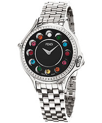 Fendi Crazy Carats Ladies Watch Model: F107031000B0T05