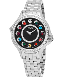 Fendi Crazy Carats Ladies Watch Model F107031000B2T05