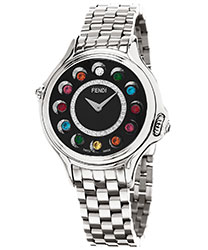 Fendi Crazy Carats Ladies Watch Model F107031000D2T05