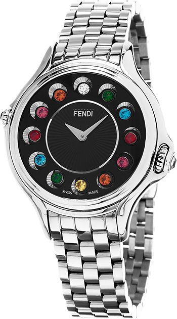 Fendi Crazy Carats Ladies Watch Model F107031000T05