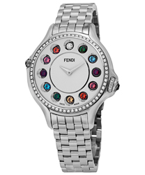 Fendi Crazy Carats Ladies Watch Model F107034000B0T02