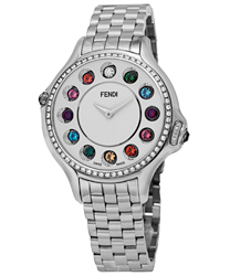 Fendi Crazy Carats Ladies Watch Model: F107034000B0T05