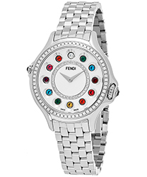 Fendi Crazy Carats Ladies Watch Model F107034000B2T05