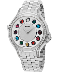 Fendi Crazy Carats Ladies Watch Model: F107034000C0T05