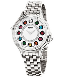 Fendi Crazy Carats Ladies Watch Model: F107034000D2T05