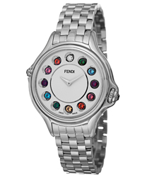 Fendi Crazy Carats Ladies Watch Model F107034000T02
