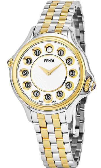 Fendi Crazy Carats Ladies Watch Model F107124000T06