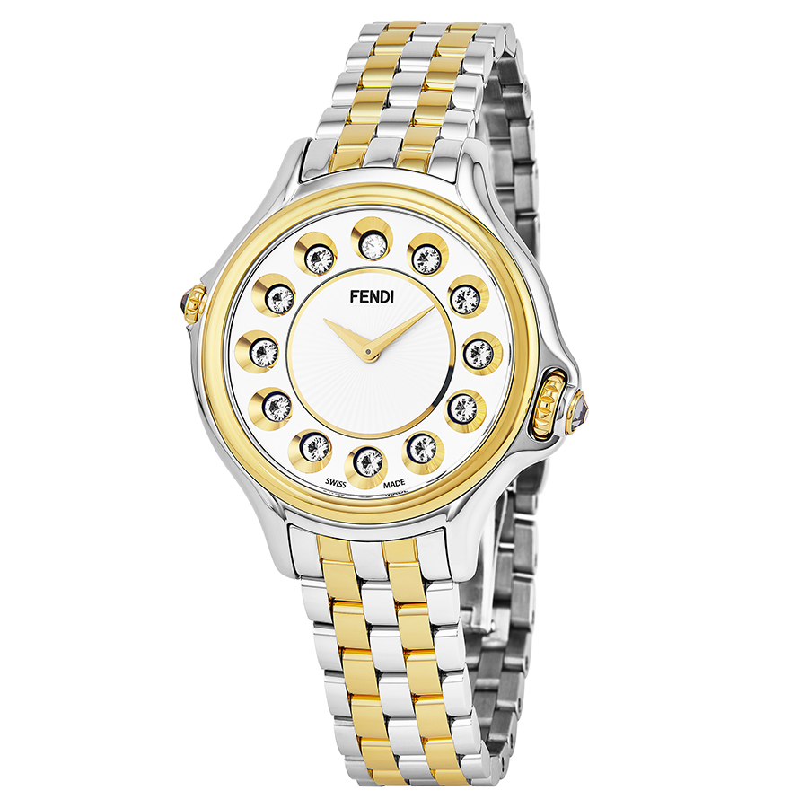 Fendi Crazy Carats Ladies Watch Model F107124000T06 Thumbnail 3