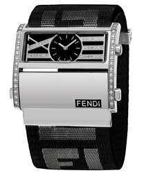 Fendi Zip Code Ladies Watch Model: F115111BDDC