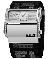 Fendi Zip Code Ladies Watch Model: F115141BDDC