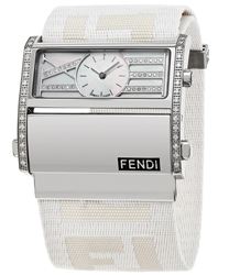 Fendi Zip Code Ladies Watch Model F115144DDC