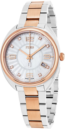 Fendi Momento Ladies Watch Model: F218234500D1