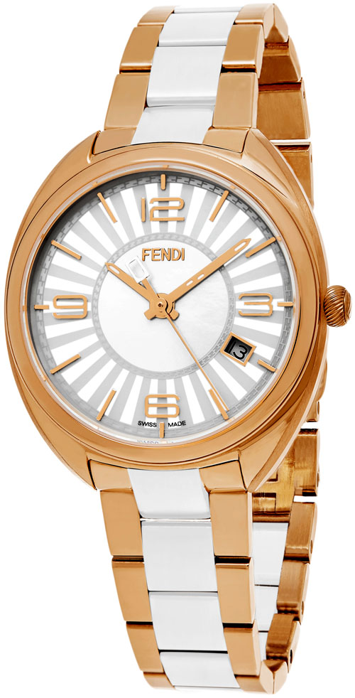 Fendi Momento Ladies Watch Model F218534004 Thumbnail 2