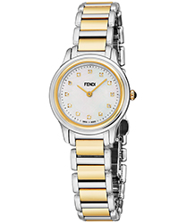 Fendi Classico Ladies Watch Model F251124500D1