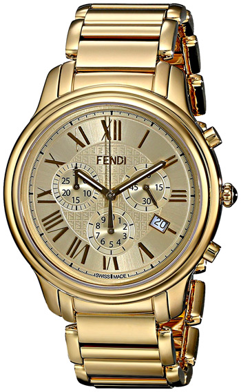 Fendi Classico Men's Watch Model F252415000