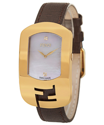 Fendi Chameleon Ladies Watch Model F300434521D1