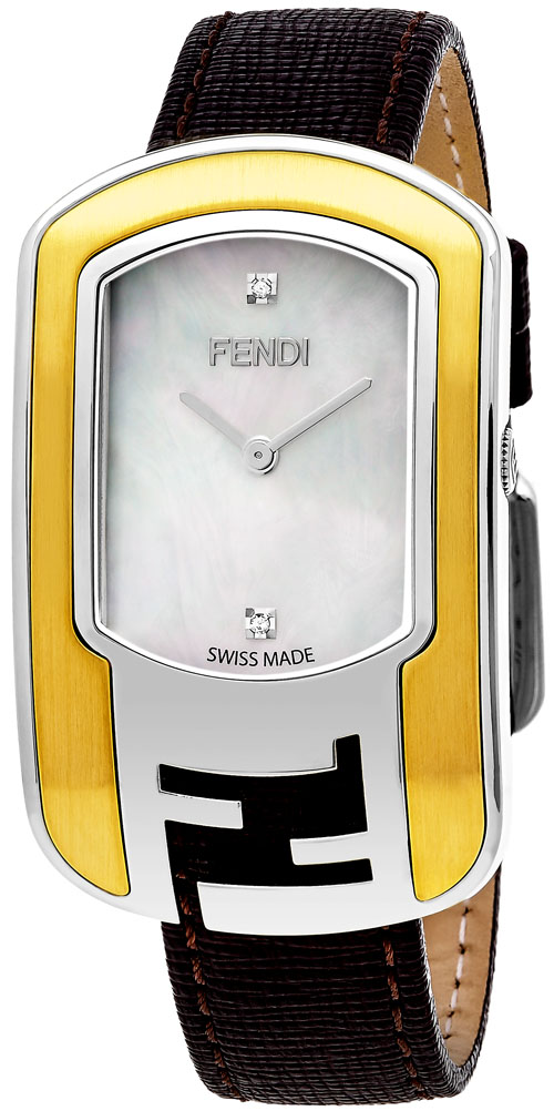 Fendi Chameleon Ladies Watch Model F303134521D1 Thumbnail 2